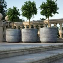 Plantenbak Olive