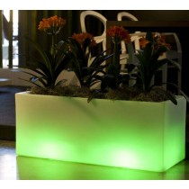Jardinera medium Light LED