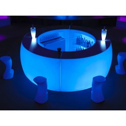 Fiesta Bar Curva LED