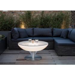 Lounge tafel met voet Outdoor