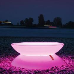 Lounge tafel LED Pro met accu