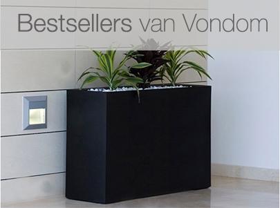 Genoeg Design plantenbakken en originele bloempotten | Designpotten.nl &JO39