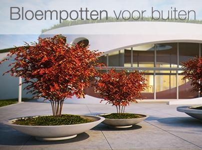 Iets Nieuws Design plantenbakken en originele bloempotten | Designpotten.nl &TL02